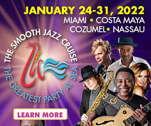 The Smooth Jazz Cruise: Back To Sea Sailing